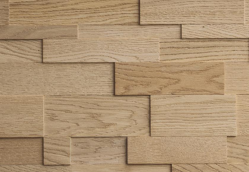 Rivestimenti in legno di design