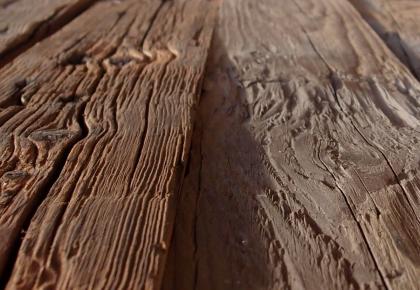 Legno Recuperato Vendita : Parquet antico in rovere da vecchi pavimenti in legno di recupero